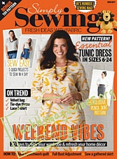 Simply Sewing Issue 60