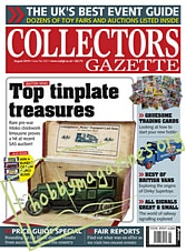 Collectors Gazette August 2019