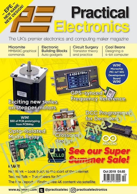 Practical Electronics - October 2019