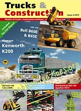 Trucks & Construction 2019-02
