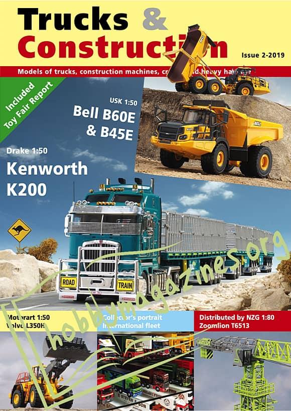Trucks & Construction 2019-02