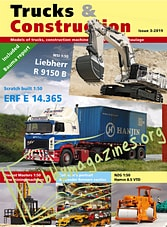 Trucks & Construction 2019-03