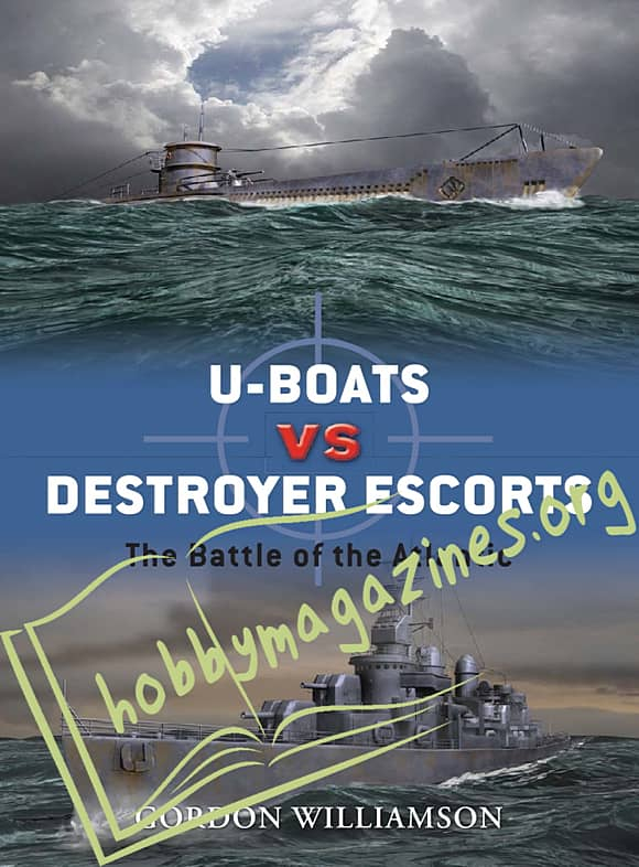 U-boats vs Destroyer Escorts