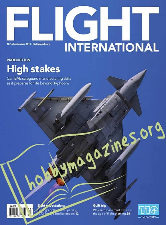 Flight International - 10 September 2019