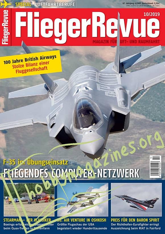 FliegerRevue 2019-10