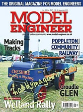 Model Engineer 4621 - 13 September 2019