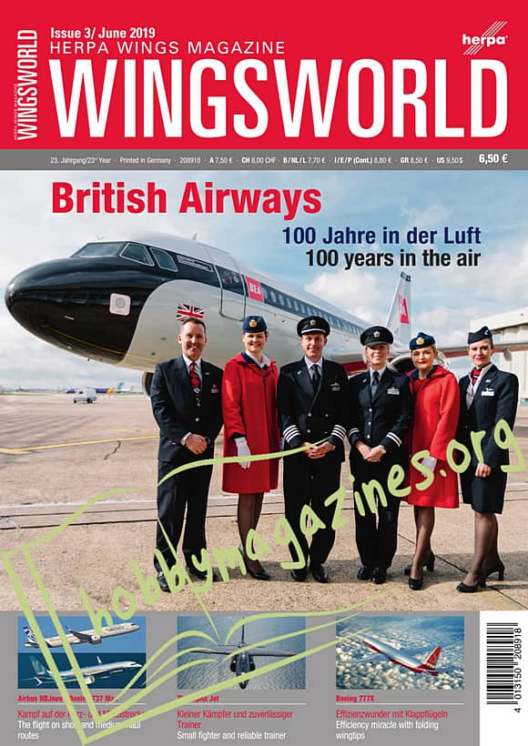 Wings World 2019-03