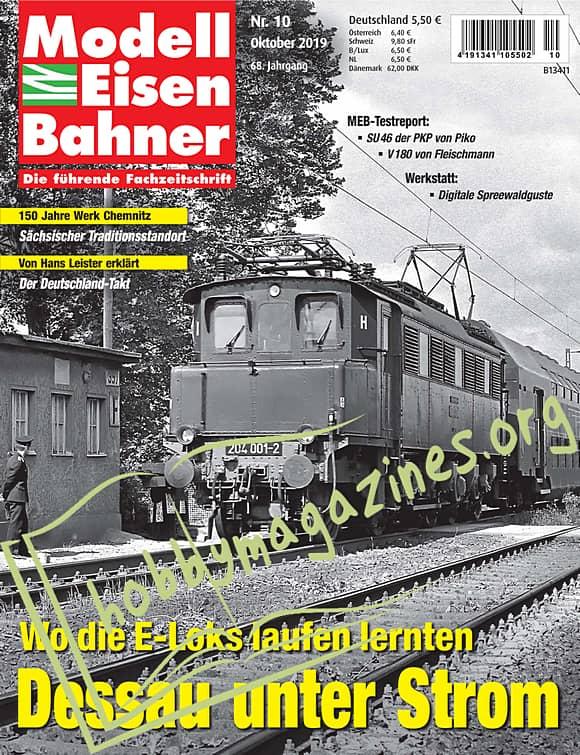 ModellEisenBahner - Oktober 2019