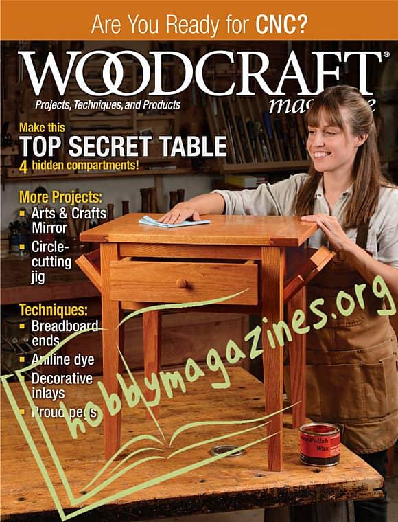 Woodcraft Magazine - October/November 2019