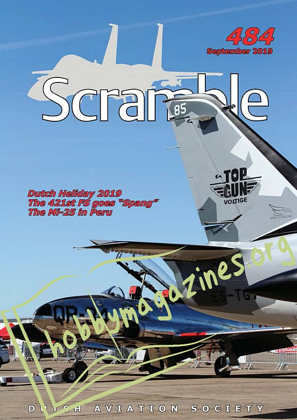 Scramble - September 2019