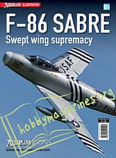 Aeroplane Icons : F-86 Sabre
