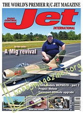 Radio Control Jet International - October/November 2019