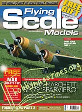 Flying Scale Models - October 2019