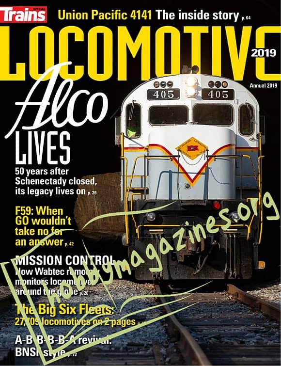 Trains Special - Locomotive 2019