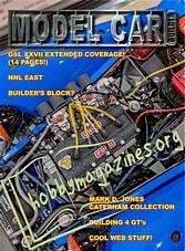 Model Car Builder - Summer 2019