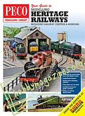 Peco Modellers' Library Your Guide to Modelling Heritage Railways