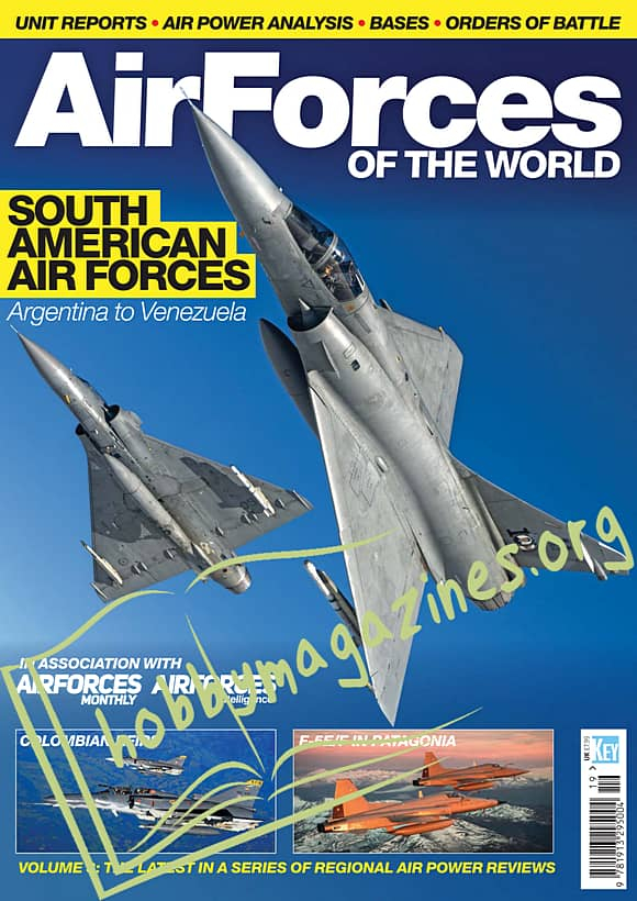 AirForces of the World: Latin America