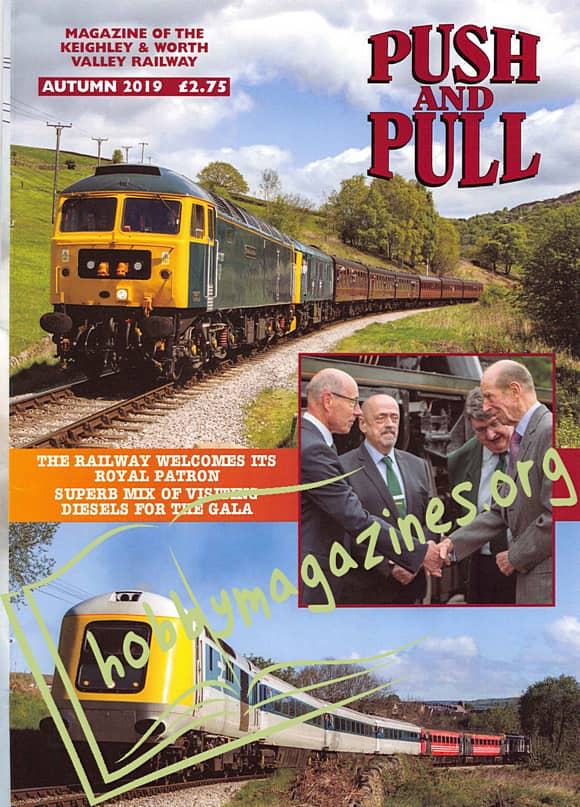 Push and Pull - Autumn 2019