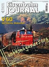 Eisenbahn Journal - Oktober 2019