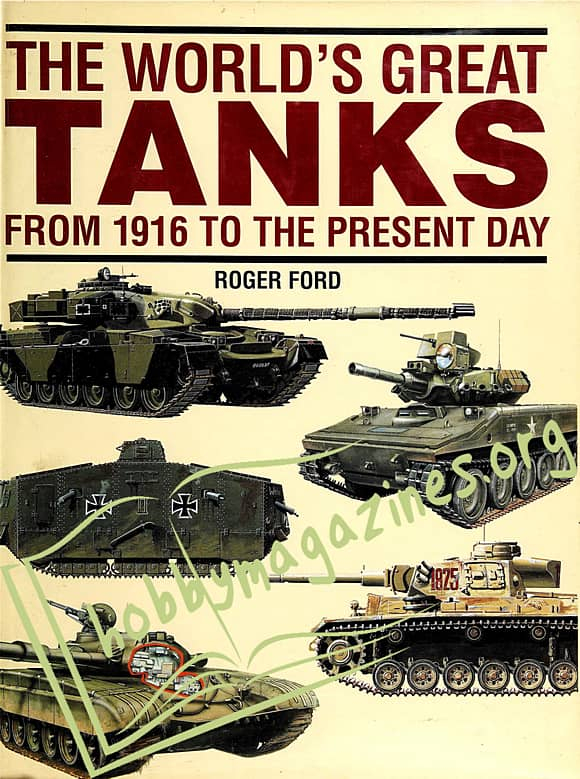 The Worlds Great Tanks
