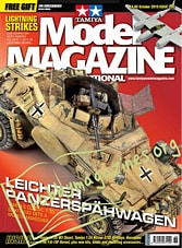 Tamiya Model Magazine International 288 - October 2019