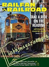 Railfan & Railroad - October 2019