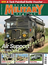 Classic Military Vehicle - October 2019