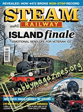 Steam Railway - 20 September 2019