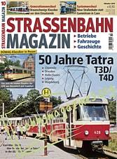 Strassenbahn Magazin – Oktober 2019