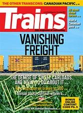 Trains - November 2019