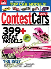 Scale Auto Special - Contest Cars 2019