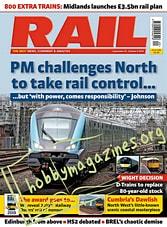 RAIL – September 25, 2019