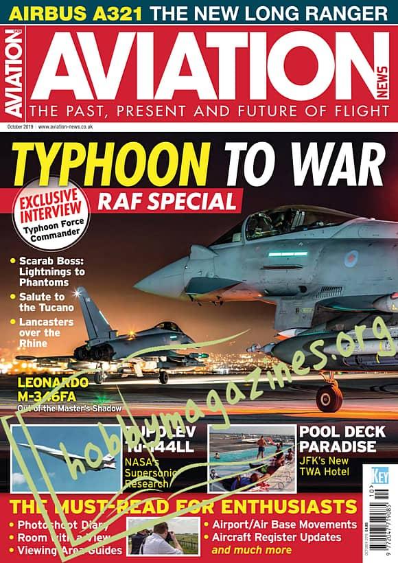 Aviation News - October 2019