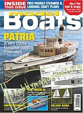 Model Boats - November 2019
