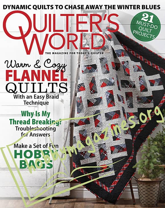 Quilter's World – Winter 2019