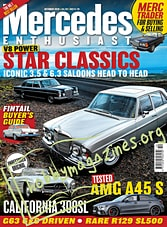 Mercedes Enthusiast – October 2019