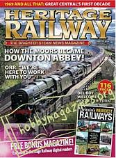 Heritage Railway - 27 September 2019