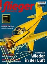 Fliegermagazin – Oktober 2019