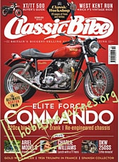 Classic Bike - October 2019