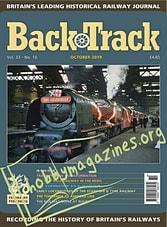 Back Track - October 2019