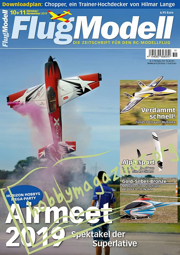 FlugModell - October/November 2019