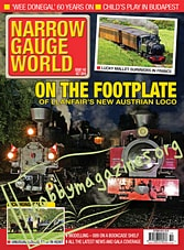 Narrow Gauge World - October 2019