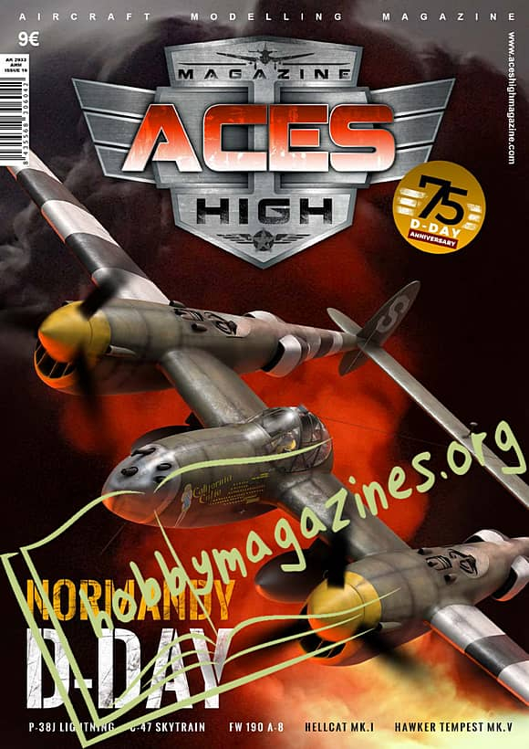 ACES HIGH Magazine Issue 16