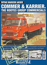 Road Haulage Archive Issue 5 Commer & Karrier