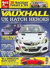 Performance Vauxhall - October/November 2019