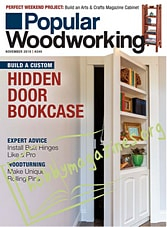 Popular Woodworking - November 2019