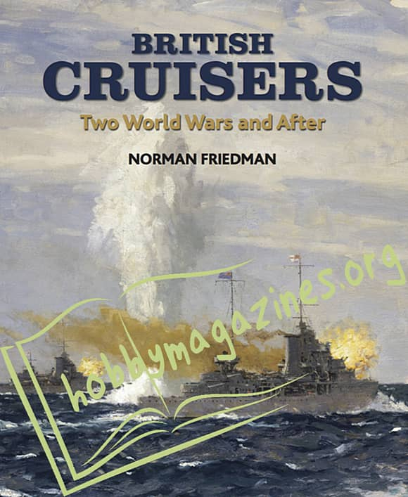 British Cruisers: Two World Wars and After (ePub)