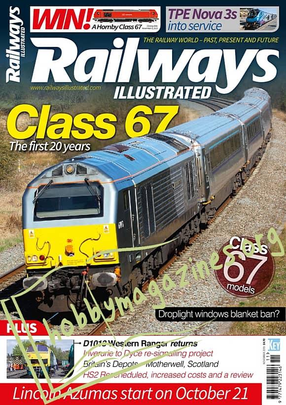 Railways Illustrated November 2019