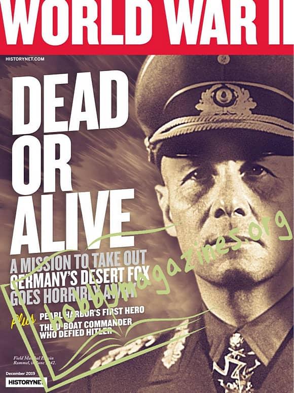 World War II Magazine - December 2019