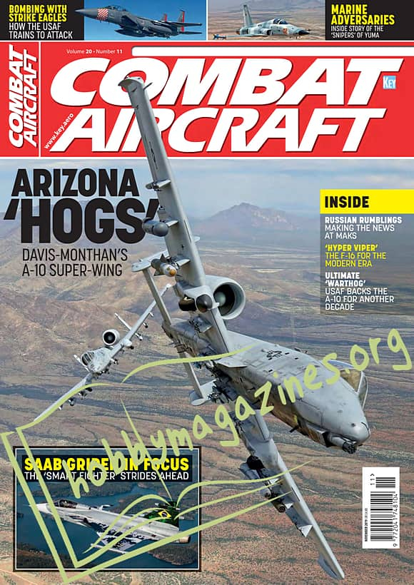 Combat Aircraft - November 2019